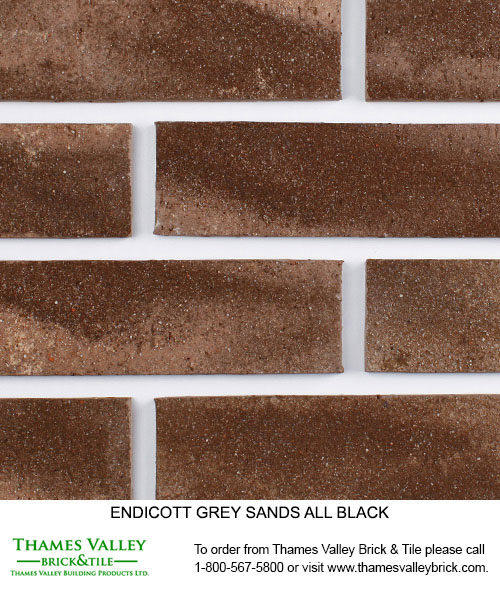 Grey Sands - Endicott Facebrick - Grey Brick