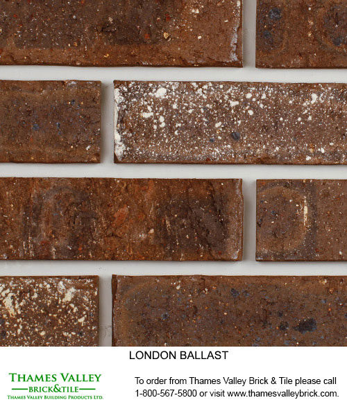 Palmetto London Ballast - Brown Brick