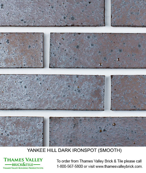 Dark IS - Yankee Hill Facebrick - black brick