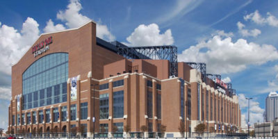 Lucas Oil Stadium - by Endicott