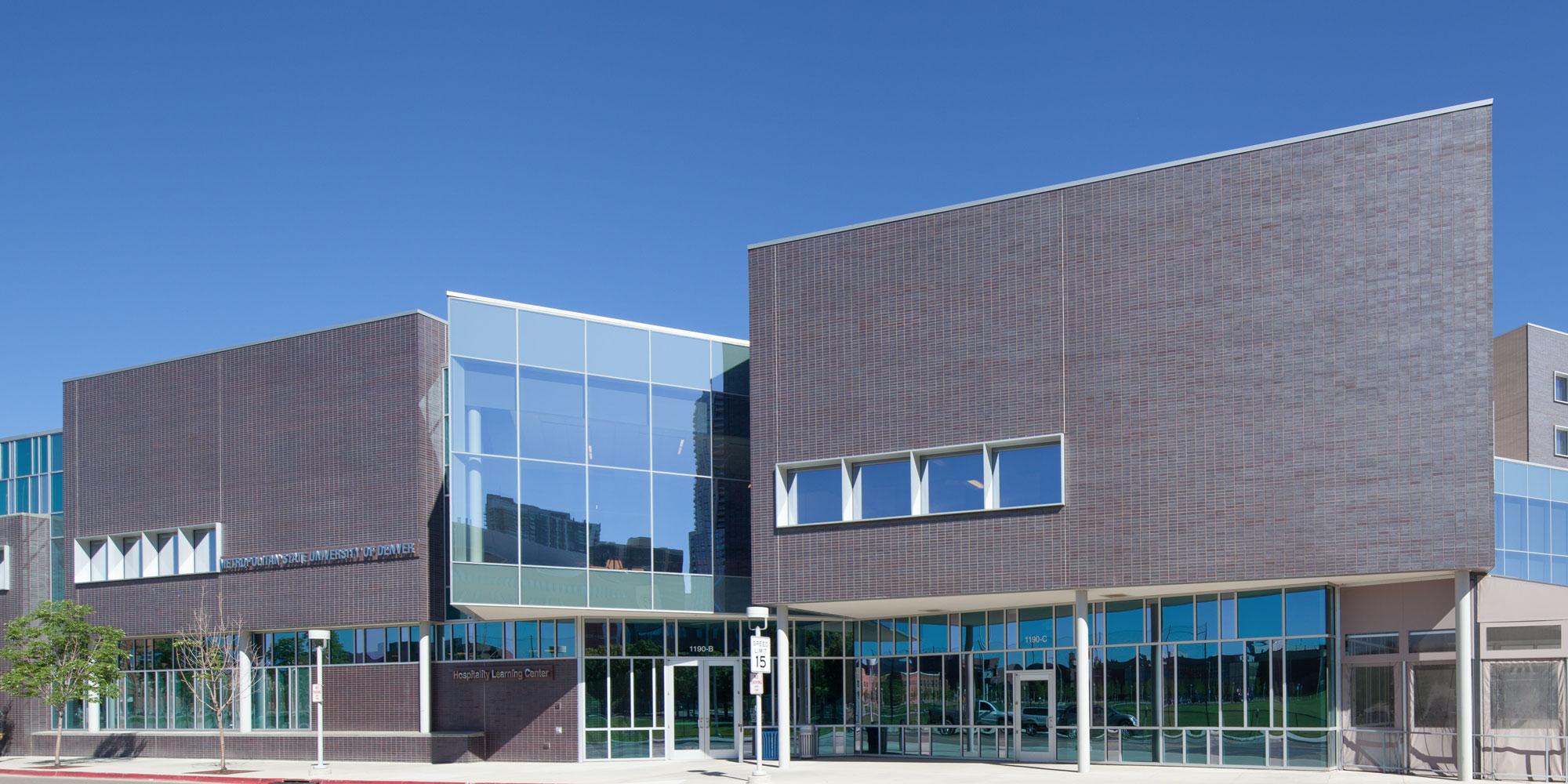Metropolitan State University of Denver - by Endicott