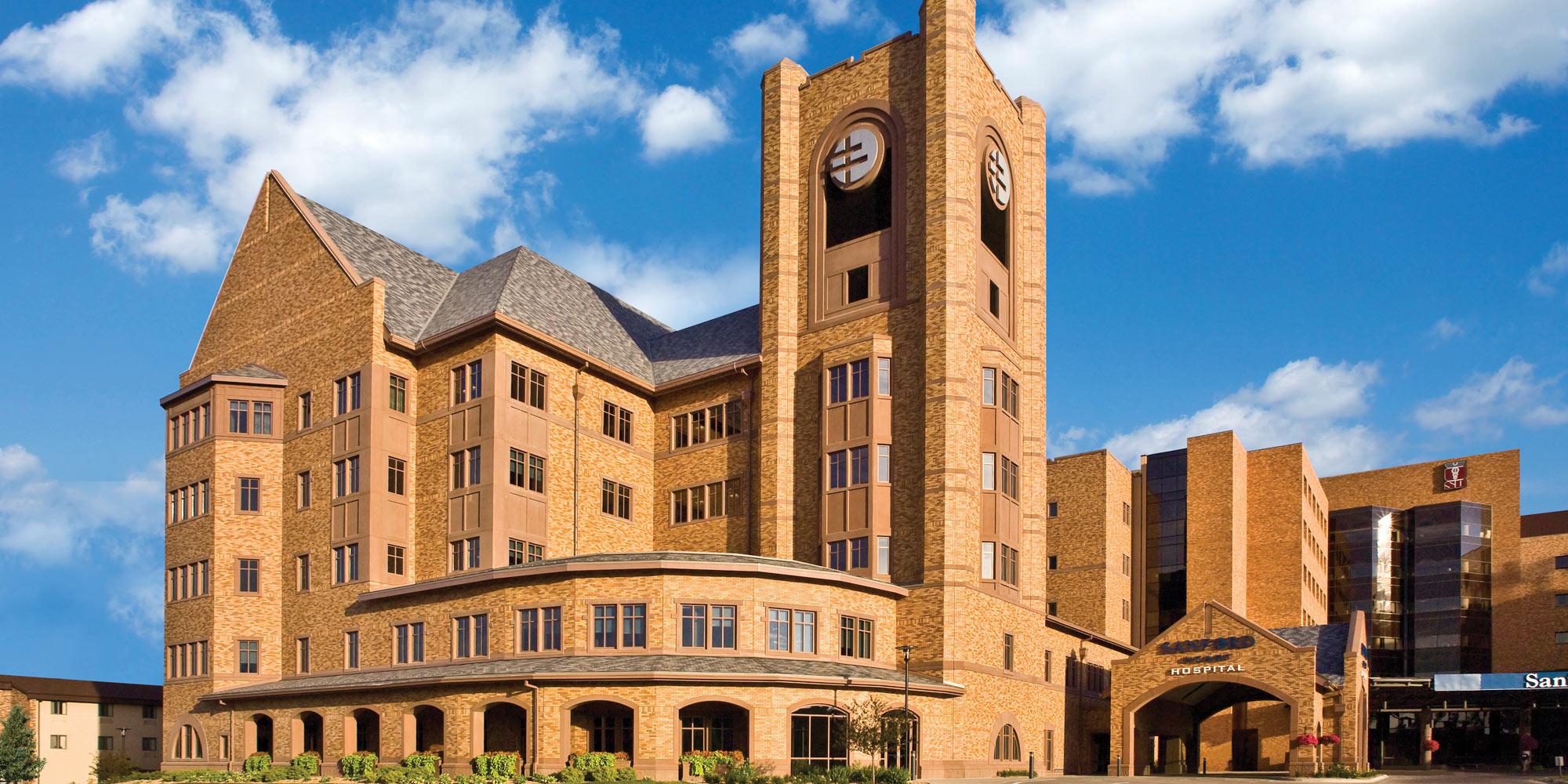 Sanford USD Medical Center - by Endicott