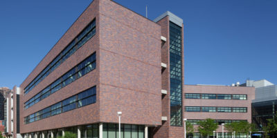 Science Building, Auraria - by Endicott