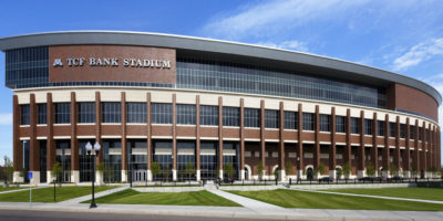 TCF Bank Stadium - by Endicott