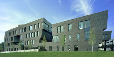 Yale Health Center - by Endicott
