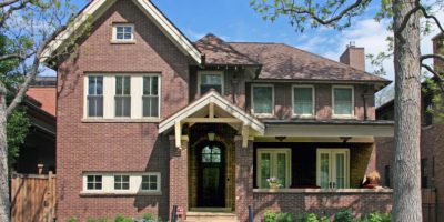 Frontier - Residential Home - by Summit Brick Company
