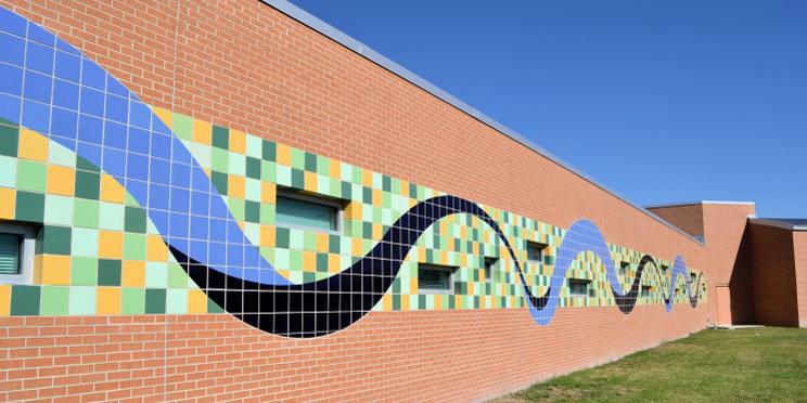 Gloria Hicks Elementary School - by Elgin Butler