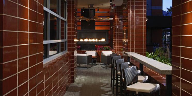 J. Alexander's Restaurant - by Elgin Butler