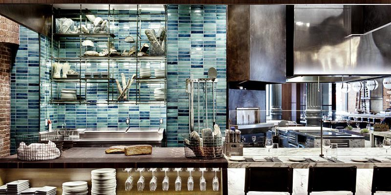 NYC Chef's Club - by Seneca Tiles