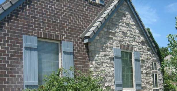 Old Georgetown Residential Home by Kansas Brick