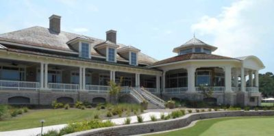 Plantation Golf Club House By Old Carolina Brick Company