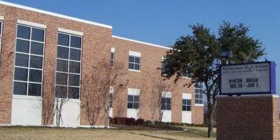 Richardson High School - by Cloud Ceramics