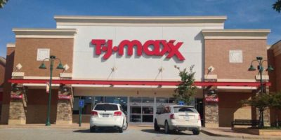TJ Maxx Retail Store - by TabsII Wall Systems