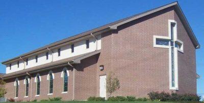 Church By Kansas Brick