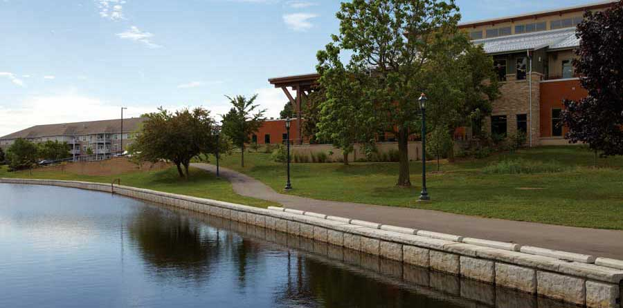 Hartford Mill Pond By: Heritage Cast Stone