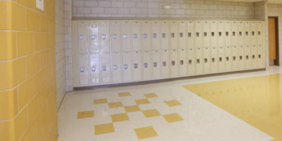 School Interior - by Spectra Glaze