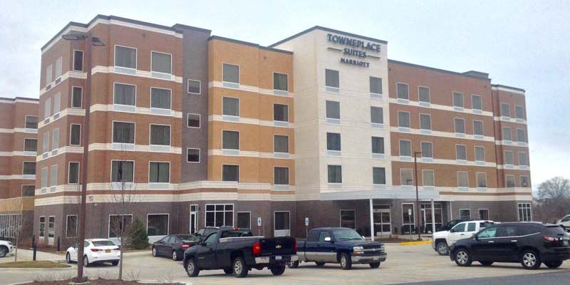 Towneplace Suites Marriott - by TabsII Wall Systems