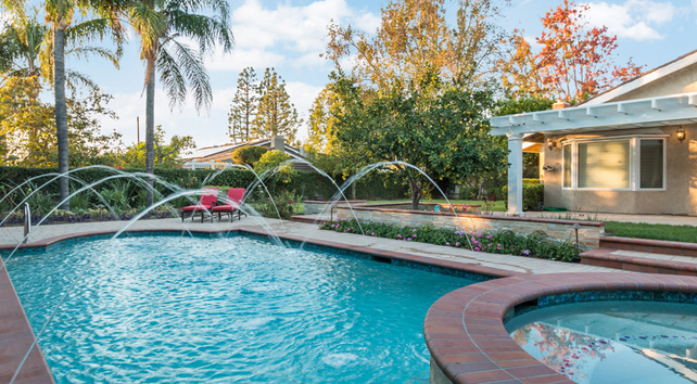 Private Residence Pool By Pacific Clay