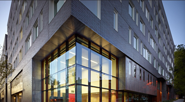 University of Washington Housing By Pacific Clay